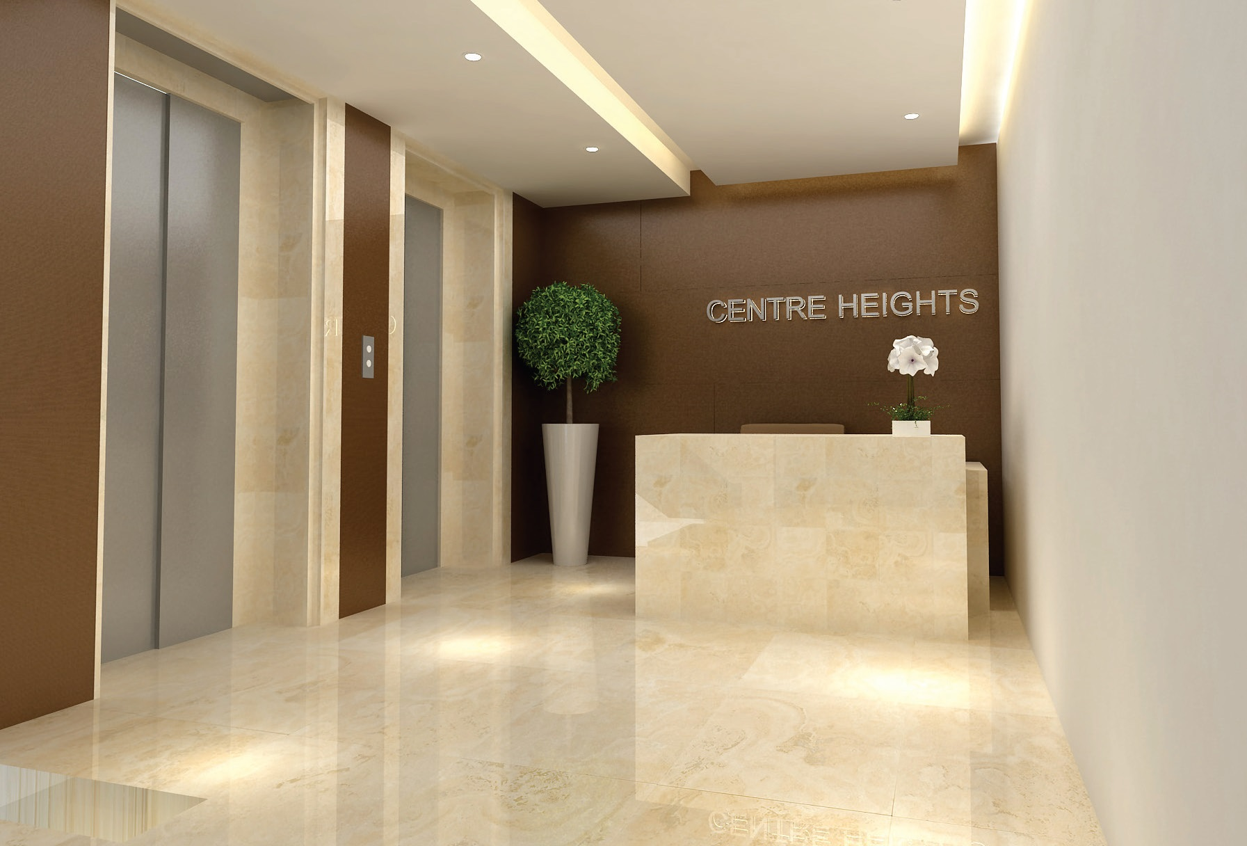 Centre Heights